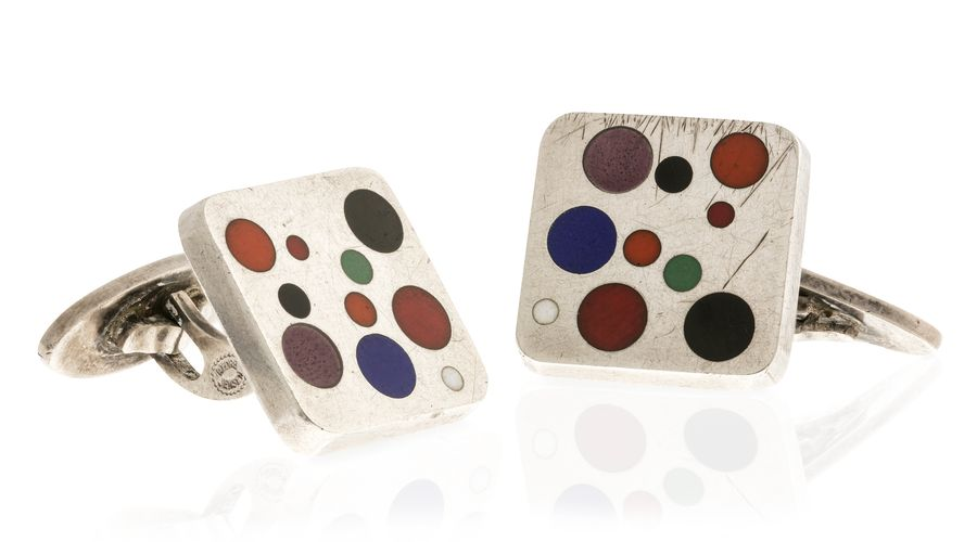 Cufflinks, Georg Jensen, 1962