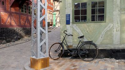 Visit the 1920s at Den Gamle By