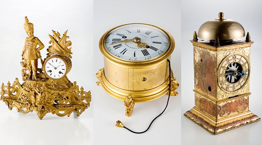 National collection of timepieces