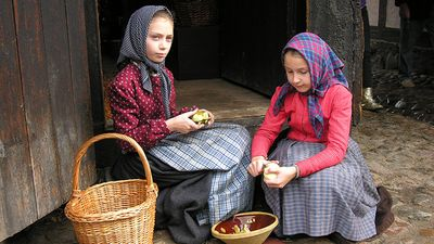 Den Gamle By guided tour - life of women and children