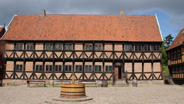 Den Gamle By - The Mayor's House