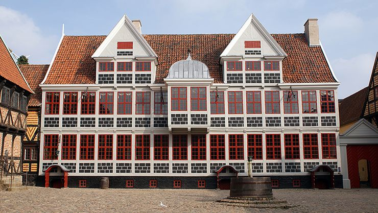 Den Gamle By - The Mintmaster Mansion