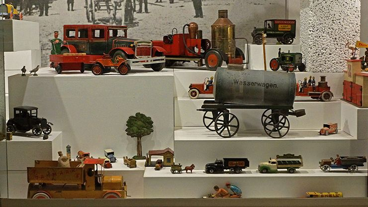 Den Gamle By - Toy Museum exhibitions