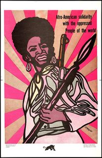 Emory Douglas, The Black Panther, 1969